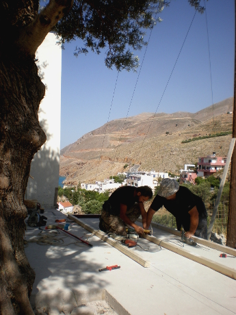 making-of-yoga-platform-crete